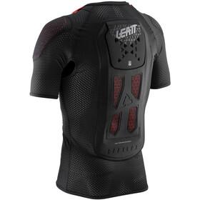 Leatt AirFlex Stealth Body Protector T-shirt, zwart